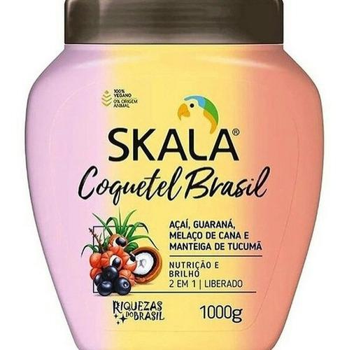 Skala Mascara  Coquetel Brasil 1 Kg