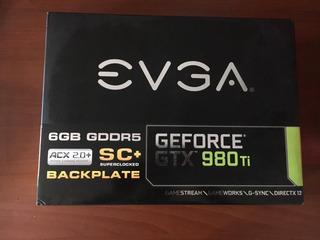 Evga Gtx 980 Ti 6gb