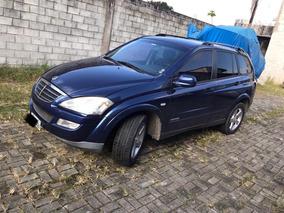 Ssangyong Kyron 2.0 16v 141cv Tdi Diesel Automático 2010