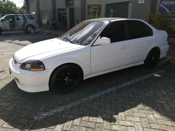 Excelente Honda Civic Drlx Mecanico 1.6 1997