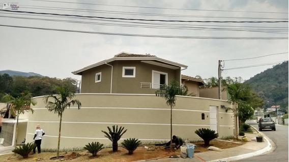 Casa Para Venda Em Atibaia, Jardim Maristela, 2 Dormitórios, 2 Suítes, 3 Banheiros, 2 Vagas - Ca00668