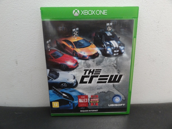 The Crew Xbox One Midia Fisica Usado