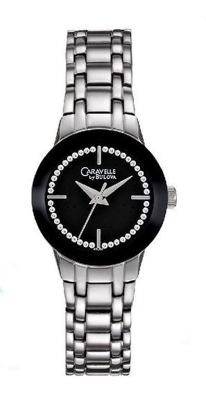 Reloj Caravelle Dama 43l130 24mm Oferta 14feb *jcvboutique*