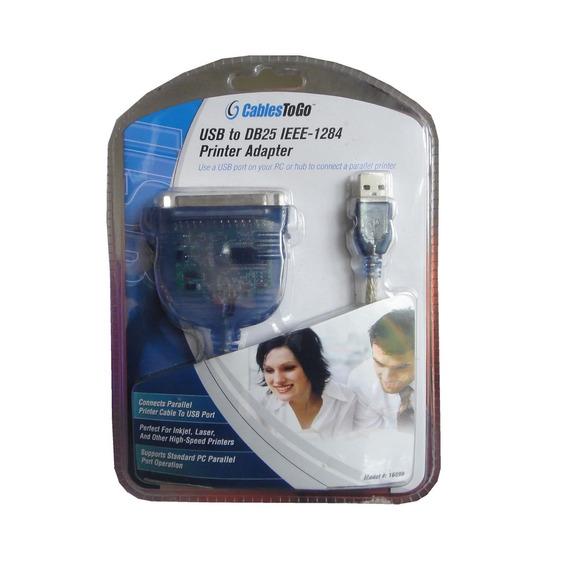 Adaptador De Cable Usb Para Impresoras