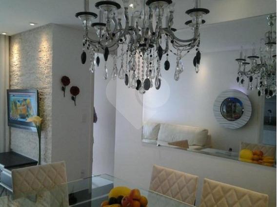 Lindo Apartamento À Venda No Limão - 170-im298525