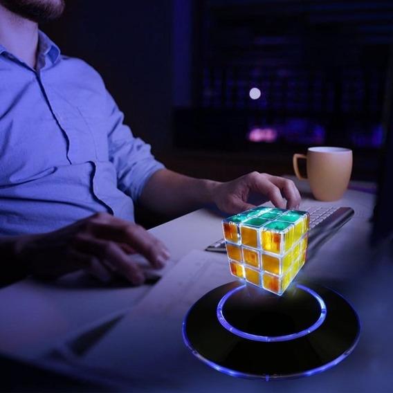 Placa De Levitação Magnética - Display Para Loja - Suporta Objetos De Até 250 G - Incrível! - Frete Grátis