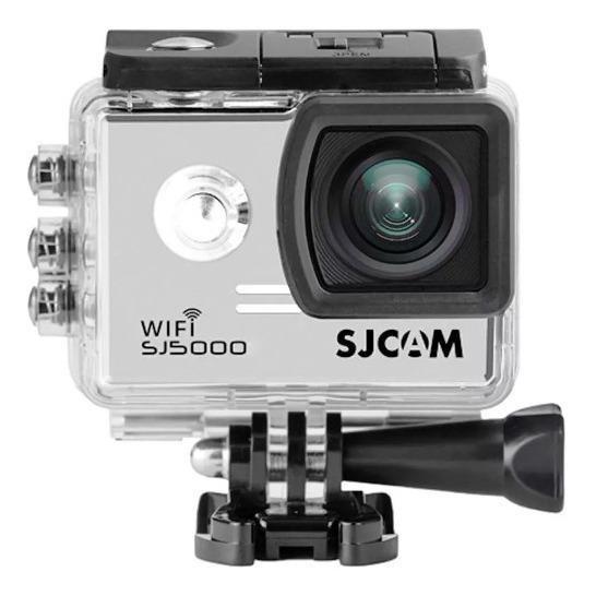 Sjcam Sj5000 Wifi+microfone Motovlog+sd 32 Gb+bateria Ex