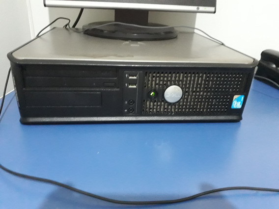 Cpu Dell Optiplex 760 Core 2 Duo E8400 3.0 Ghz Hd 500 2g Ram