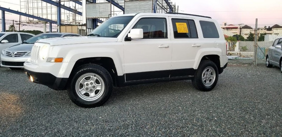 Jeep Patriot 4x4 Blanco 2014