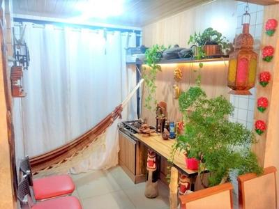 Apartamento Em Praia De Itaparica, Vila Velha/es De 80m² 2 Quartos À Venda Por R$ 340.000,00 - Ap262193
