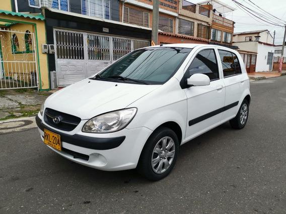 Hyundai Getz Gl 1400cc Mt 2011