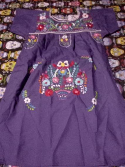 Lindíssimo Vestido Infantil 100% Mexicanos!