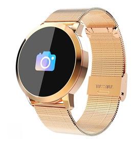 Relógio Swatch Q8 Oled Importado Leia O Anúncio