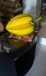 Frutas En Madera Y Cuadros Surtidos