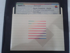 Software Original: Apple Presents Apple (made In Usa) 360kb