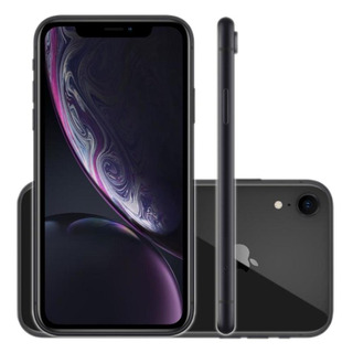 Smartphone Apple iPhone Xr 64gb Tela 6,1 Câmera 12mp Pt