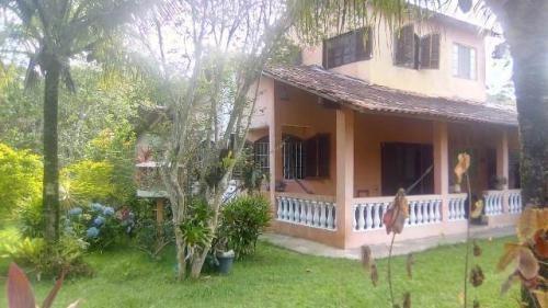 Chácara No Litoral Com 4 Quartos Em Itanhaém/sp 5062-pc