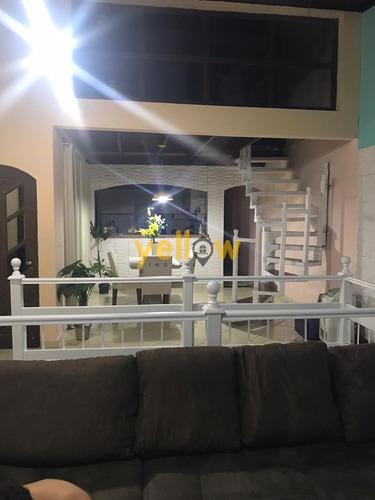 Imagem 1 de 9 de Casa - Jardim Jacy - Ca-3235