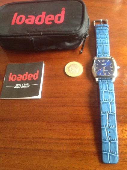 Reloj Loaded Inglés Moda Grande Nuevo Calvin Klein Emporio