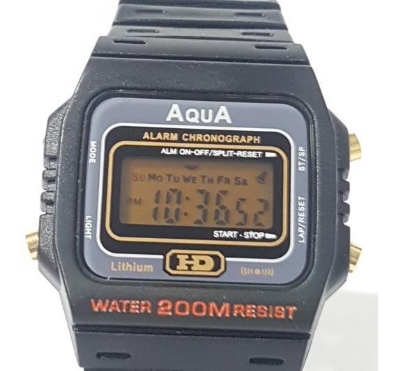 3 Relogios Masculinos Aqua Aq 37 Prova D