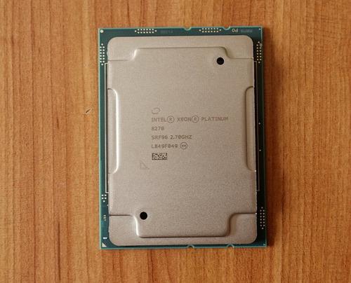 Processador Intel® Xeon® Platinum 8270 26 Cores / 52 Threads