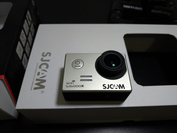 Câmera Sjcam 5000x Wi-fi Elite