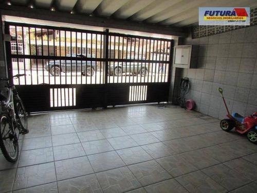 Imagem 1 de 19 de Casa Com 3 Dormitórios À Venda Por R$ 630.000,00 - Vila Valença - São Vicente/sp - Ca0184