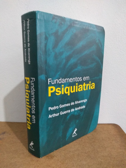 Livro Fundamentos Em Psiquiatria