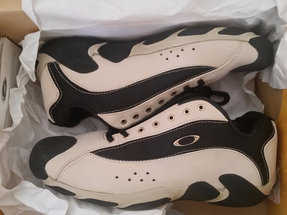 Zapatos Tenis Oakley Twitch Oatmeal Talla11.5 Usa 9.5 Mx
