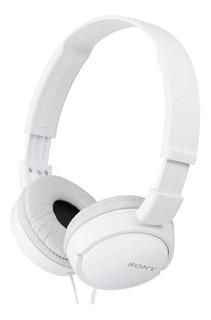 Fone de ouvido Sony ZX Series MDR-ZX110 branco