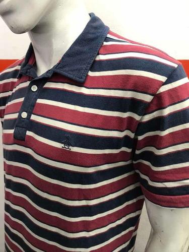 Chomba Penguin Heritage Slim Fit Stripes