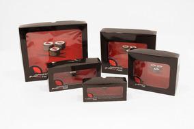373028ba36 Caixa Para Sushi - Kit Com 5 Tamanhos - 100 Unidades De Cada