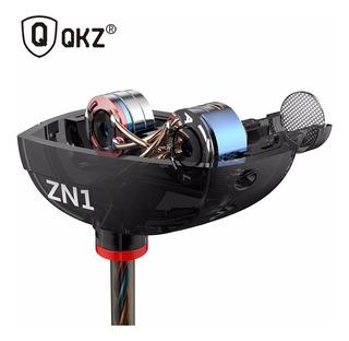 Audifonos Qkz Zn1/ Graves, Bajos Intensos, Originales
