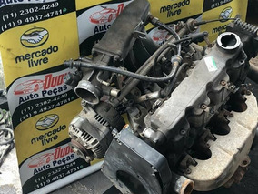 Motor Parcial Corsa 1.0 8v Gasolina