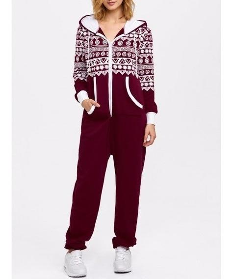 Pijama Deportiva Para Dama, Delgada Pero Confortable