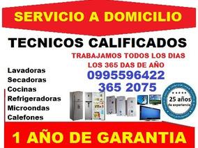 Servicio A Domicilio, Reparacion, Mantenimiento, Lavadoras