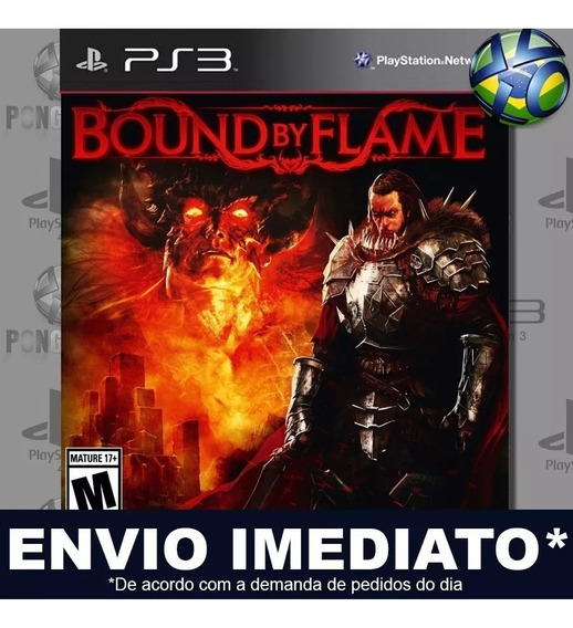 Clan Of Champions + Bound By Flame Ps3 2 Jogos Midia Digital
