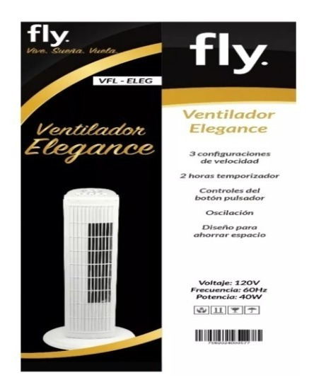Ventilador Vertical Fly