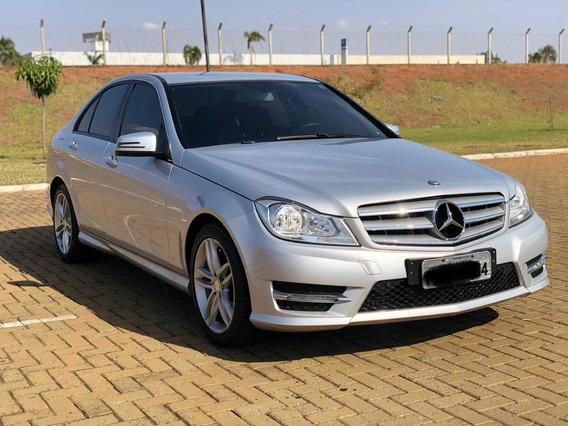 Mercedes-benz Classe C 1.6 Sport Turbo 4p 2014