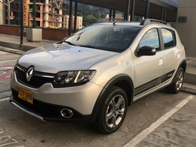 Renault Sandero Stepway Intens Mt Polar Full Equipo