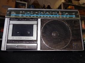 Radio Gravador Marca Philips, Modelo Ar 248