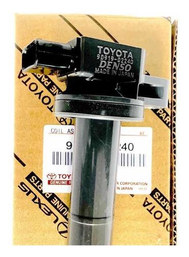 Bobina Yaris Motor 1.3 1.5 2000 2010 Original Denso Toyota