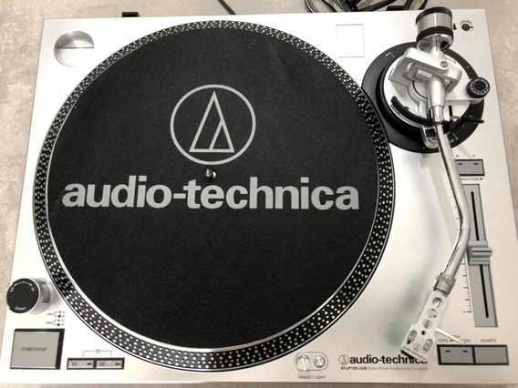 Pick Up Audio Technica At-lp120-usb