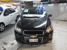 Chevrolet Aveo 1.6 Ls L4 At 2015