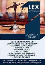 Abogado Penal, Civil, Policía Local, Familia Y Laboral