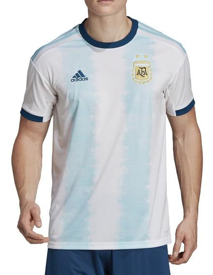 Camiseta Oficial Titular Argentina adidas Afa Hombre