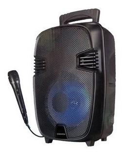 Parlante Daihatsu Inalambrico A Batereria Bluetooth D-s500bt