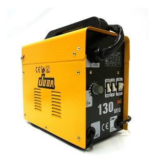 Maquina Solda Mig Sem Uso De Gas Com Arame Mig-130 220v Nova
