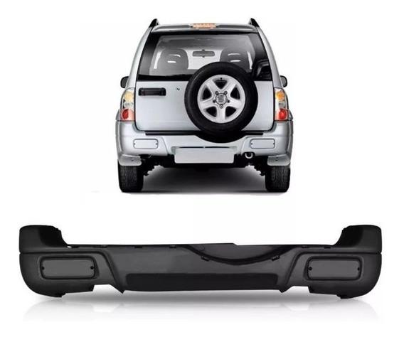 Parachoque Traseiro Chevrolet Tracker 2004 2005 2006 2007 08