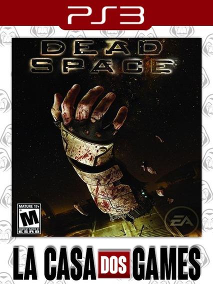 Dead Space 1 - Psn Ps3 - Envio Imediato